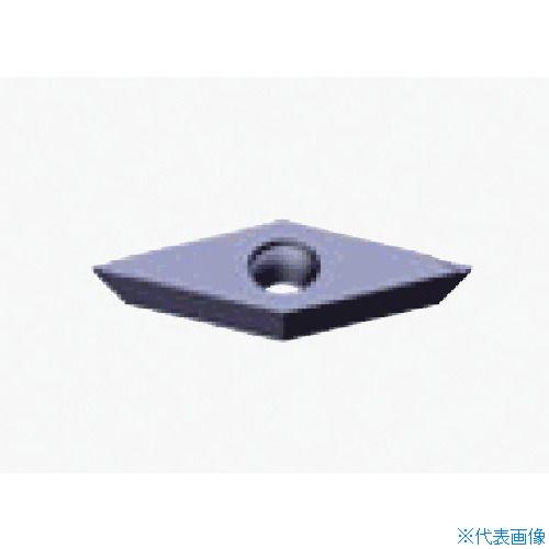 ■タンガロイ 旋削用G級ポジTACチップ SH730《10個入》〔品番:VPET080201MFR-JRP〕[TR-7037856×10]