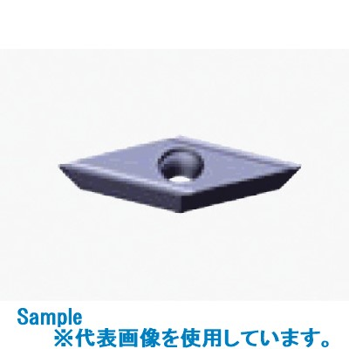 ■タンガロイ 旋削用G級ポジTACチップ SH730《10個入》〔品番:VPET080202MFR-JPP〕[TR-7037899×10]