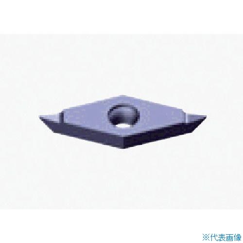 ■タンガロイ 旋削用G級ポジTACチップ SH730《10個入》〔品番:VPET1103008MFN-JSP〕[TR-7037937×10]