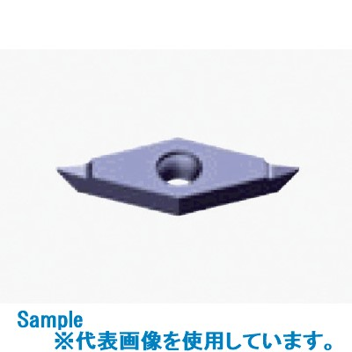 ■タンガロイ 旋削用G級ポジTACチップ SH730《10個入》〔品番:VPET110302MFN-JSP〕[TR-7038089×10]
