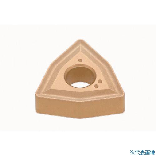 ■タンガロイ 旋削用M級ネガTACチップ T5105 T5105 10個入 〔品番:WNMG080404〕[TR-7038208×10]