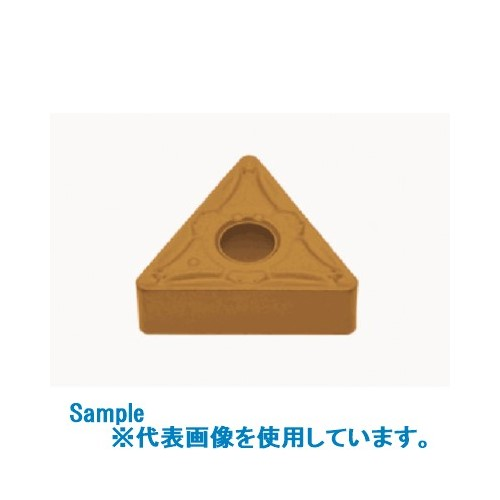 ■タンガロイ 旋削用M級ネガTACチップ COAT T9115 10個入 〔品番:TNMG160408-AS〕[TR-7045166×10]