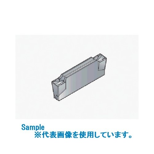 ■タンガロイ 旋削用溝入れTACチップ T9125《10個入》〔品番:WGE20〕[TR-7046359×10]