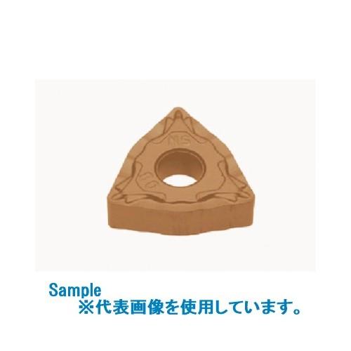■タンガロイ 旋削用M級ネガTACチップ COAT T9115 10個入 〔品番:WNMG080408-NS〕[TR-7046707×10]