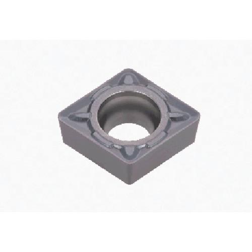 ■タンガロイ 旋削用M級ポジTACチップ T6130《10個入》〔品番:CCMT120408-PM〕[TR-7050348×10]