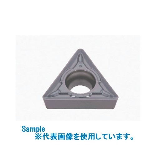■タンガロイ 旋削用M級ポジTACチップ T6120《10個入》〔品番:TPMT110204-PM〕[TR-7053380×10]