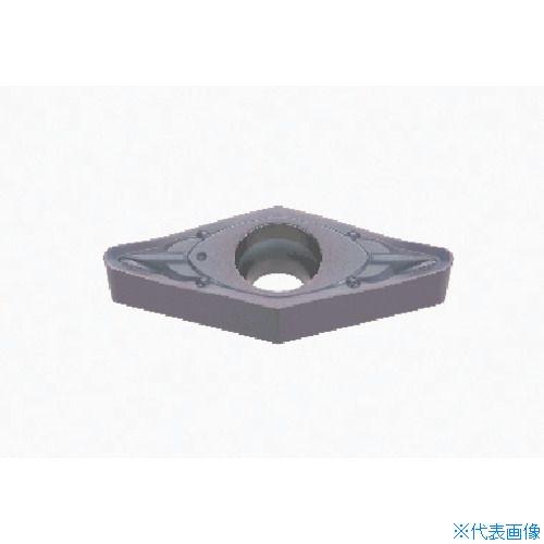 ■タンガロイ 旋削用M級ポジTACチップ T6120《10個入》〔品番:VBMT160404-PSS〕[TR-7054017×10]