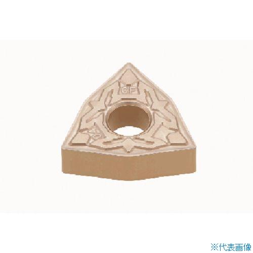 ■タンガロイ 旋削用M級ネガTACチップ T5105《10個入》〔品番:WNMG080412-CF〕[TR-7073534×10]