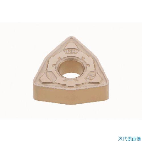 ■タンガロイ 旋削用M級ネガTACチップ T5125 T5125 10個入 〔品番:WNMG080412-CH〕[TR-7073577×10]