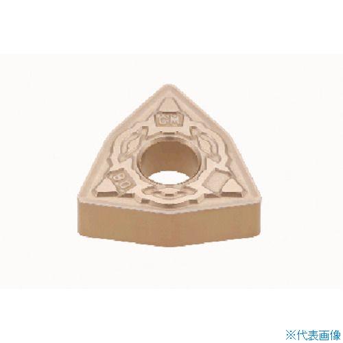 ■タンガロイ 旋削用M級ネガTACチップ T5125 T5125 10個入 〔品番:WNMG080412-CM〕[TR-7073607×10]