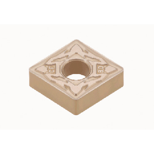 ■タンガロイ 旋削用M級ネガTACチップ T5105《10個入》〔品番:CNMG120412-CF〕[TR-7083394×10]