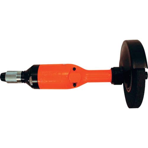 ■不二 ストレートグラインダー 適用砥石寸法外径×厚さ×内径205×25×15.8MM  〔品番:FG-8H-1〕[TR-7324243]【個人宅配送不可】