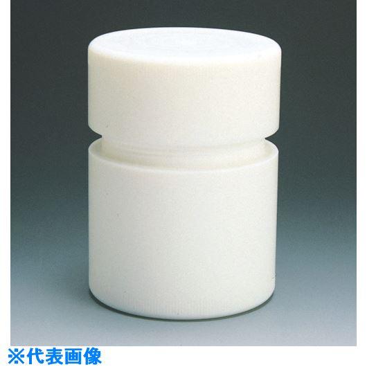■フロンケミカル フッ素樹脂(PTFE) 分解容器 100cc〔品番:NR0216-005〕[TR-7348371]