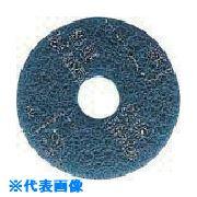 ■コンドル (ポリシャー用パッド)ツーブラシポリシヤーCPW-6用青パッド《10枚入》〔品番:E-60-BL〕[TR-7364547×10]