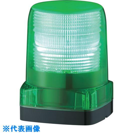 ■パトライト LEDフラッシュ表示灯  〔品番:LFH48G〕掲外取寄[TR-7514557]