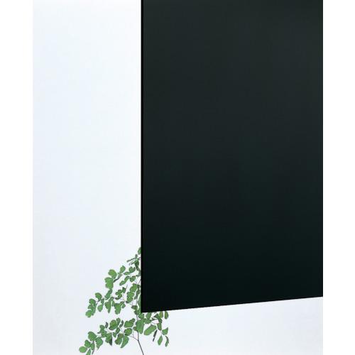 ■光 アクリルキャスト板 黒 2X1860X930 穴ナシ  〔品番:KAC9182-7〕[TR-7522029]【大型・重量物・個人宅配送不可】