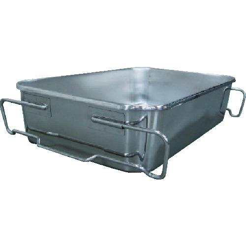 ■スギコ 18-8給食バット運搬型 Fタイプ〔品番:SH-6038-8F〕[TR-7530862]
