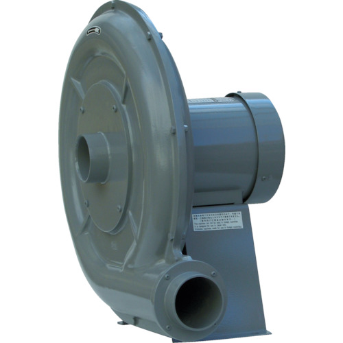 ■淀川電機 IE3モータ搭載電動送風機(高圧ターボ型)DH5TP  〔品番:DH5TP〕[TR-7549385]【大型・重量物・個人宅配送不可】