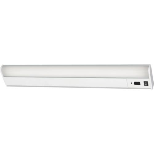 ■IRIS LEDキッチン手元灯 棚下・壁兼用 タッチレススイッチ 800lm〔品番:KTM8N-TKS〕[TR-7562098]