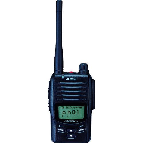 ■アルインコ デジタル登録局無線機5W(RALCWI)大容量バッテリーセット  〔品番:DJDP50HB〕[TR-7562586]