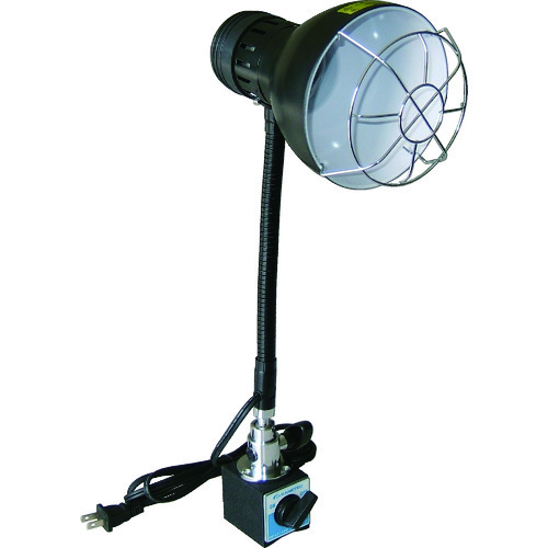 ■カネテック 広範囲対応マグネット電気スタンド〔品番:ME-F2-LED〕[TR-7566280]