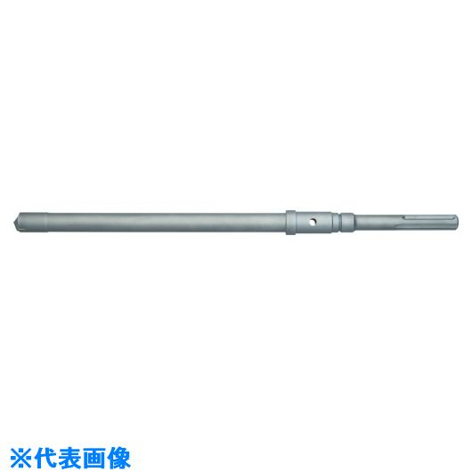 ■サンコー テクノ パワーキュージンドリル SDS-MAX軸 刃径35MM〔品番:PQM-35.0X500〕[TR-7568819]