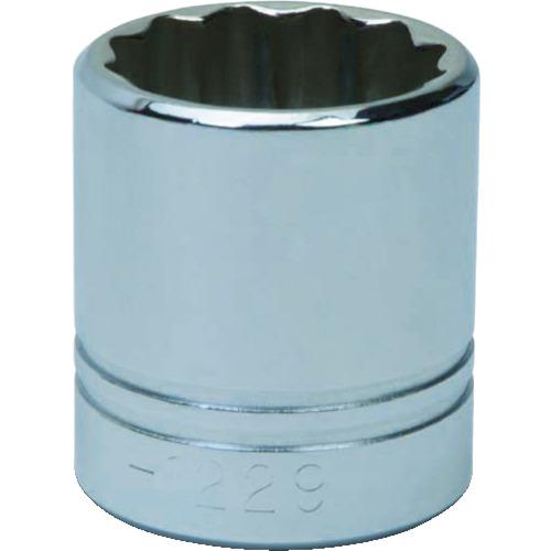 ■WILLIAMS 1/2ドライブ ソケット 12角 36mm〔品番:JHWSTM-1236〕[TR-7581203]