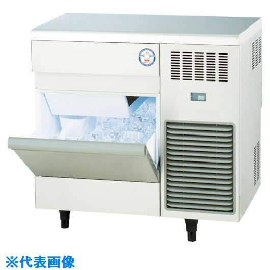 ■福島工業 製氷機 75kgタイプ〔品番:FIC-A75KT〕[TR-7590768]【個人宅配送不可】