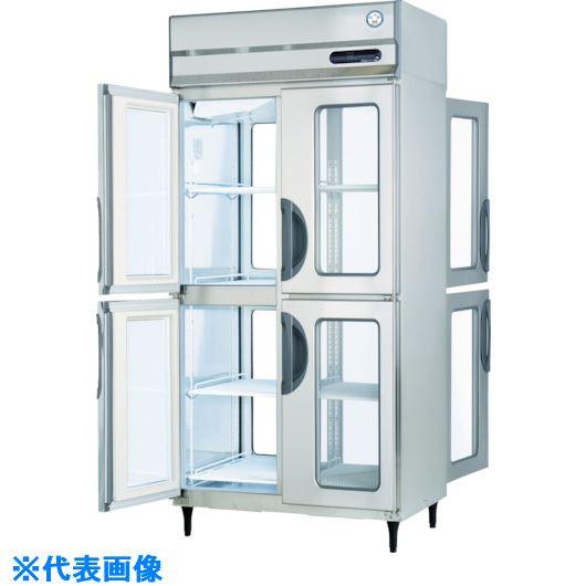 ■福島工業 パススルー冷蔵庫 1434L〔品番:PRD-150RMD7-G〕[TR-7592124]【個人宅配送不可】