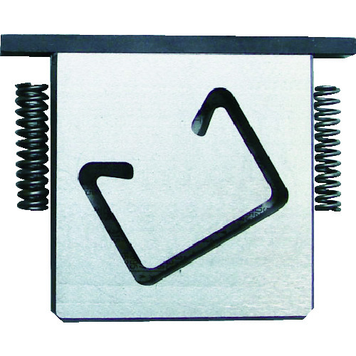 ■モクバ印 レースウエイカッターP用 可動刃  〔品番:D95-1〕[TR-7597363]