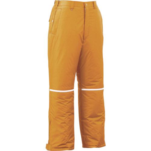 ■ジーベック 580580防水防寒パンツ オレンジ LL  〔品番:580-82-LL〕[TR-7639368]