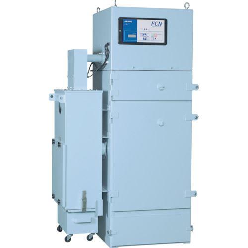 ■アマノ 溶接作業用集塵機 1.5KW 60HZ〔品番:FCN-30-60HZ〕[TR-7642717 ]【大型・重量物・送料別途お見積り】