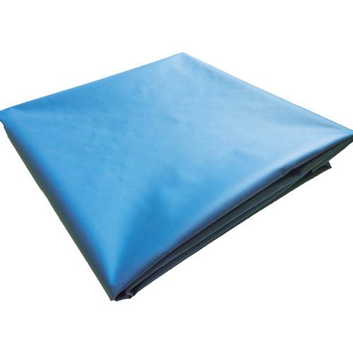 ■TRUSCO ターポリンシート ブルー 1800X3600 0.35MM厚  〔品番:TPS1836-B〕[TR-7654278]