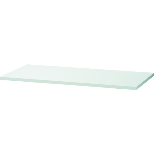 ■TRUSCO U型壁面書庫 天板 W900 ネオグレー W色〔品番:WUW-G33W〕[TR-7658397]【大型・重量物・個人宅配送不可】
