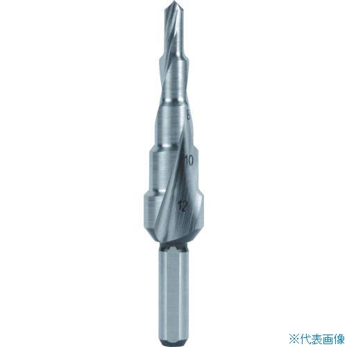 RUKO社 ステップドリル ■RUKO 2枚刃スパイラルステップドリル TR-7660049 ハイス 30.5mm 中古 品番:101098 セール開催中最短即日発送