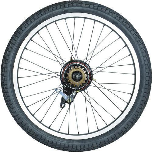 ■TRUSCO THR5520用 ノーパンクタイヤ 後輪  〔品番:THR-20TIRE-R〕[TR-7680538]