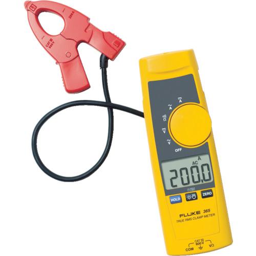 ■FLUKE クランプメーター(真の実効値タイプ・周波数測定付)  〔品番:365〕[TR-7693257]
