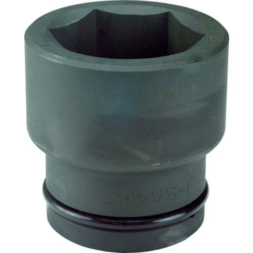 ■FPC インパクト ショート ソケット 差込角38.1mm 対辺60mm (2.〔品番:1.1/2WS-60〕[TR-7695535]【大型・個人宅配送不可】