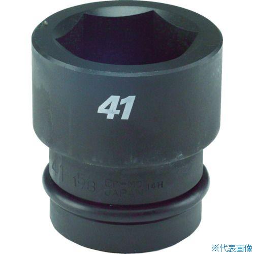 ■FPC インパクト ショートソケット差込角25.4mm対辺65mm 2.9〔品番:1/1WS-65〕[TR-7696116]