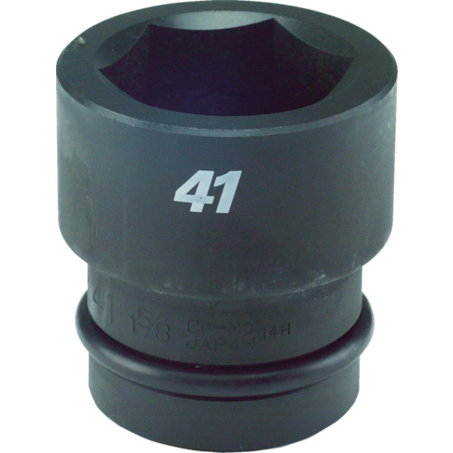 ■FPC インパクト ショートソケット差込角25.4mm対辺70mm 2.3〔品番:1/1WS-70〕[TR-7696124]