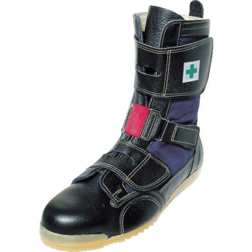 ■ノサックス 高所用安全靴 安芸たび 24.5CM〔品番:AT207-24.5〕[TR-7713002]