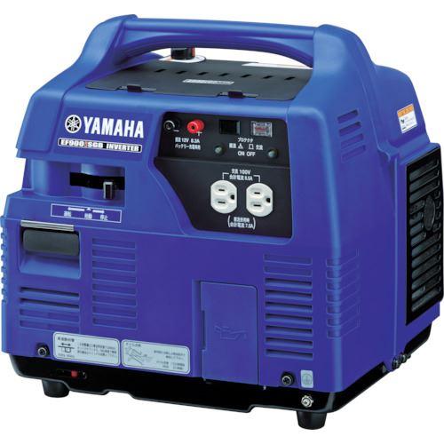 ■ヤマハ インバータガス発電機〔品番:EF900ISGB〕[TR-7727356]
