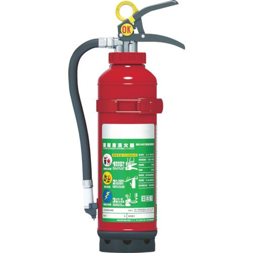 ■MORITA 自動車用粉末消火器5型  〔品番:AFC5C〕[TR-7730420]