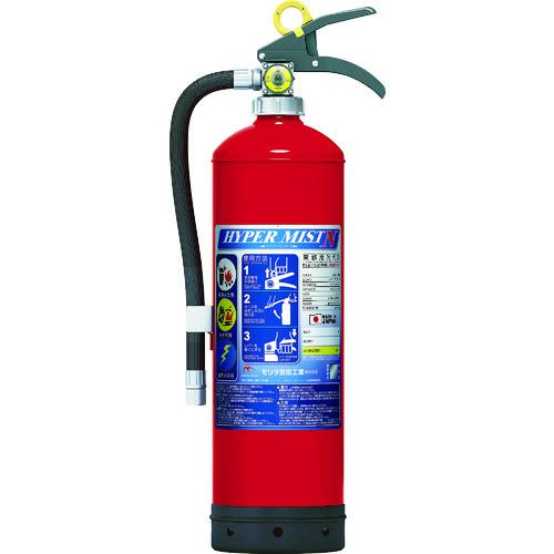 ■MORITA 中性強化液消火器〔品番:NF3〕[TR-7730551]
