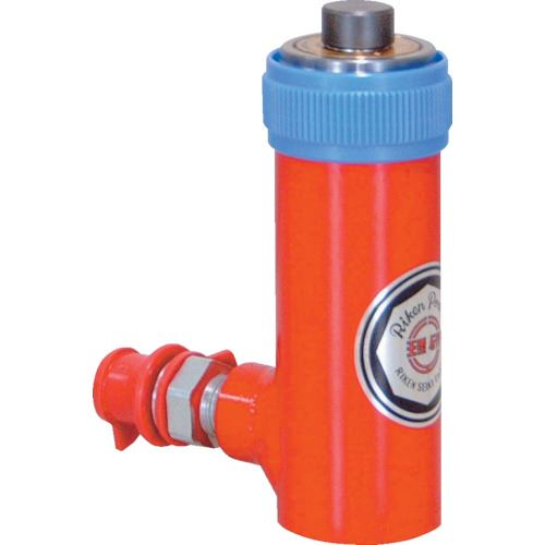 ■RIKEN 単動式油圧シリンダー  〔品番:MC05-25T〕[TR-7733828]