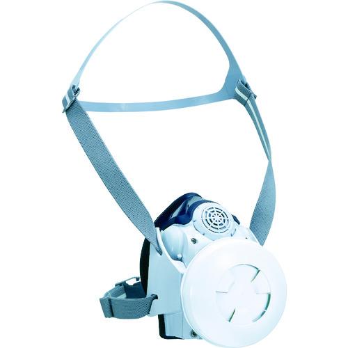 ■シゲマツ 電動ファン付呼吸用保護具 本体Sy11(フィルタなし)(20601)〔品番:SY11〕[TR-7737912]
