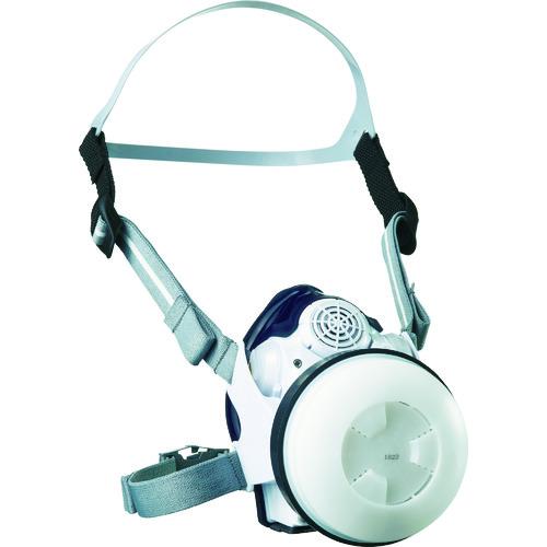 ■シゲマツ 電動ファン付呼吸用保護具 本体Sy11F(フィルタなし)(20602)〔品番:SY11F〕[TR-7737921]