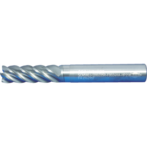 ■マパール OptiMill-Steel-Trochoid 5枚刃 スチール〔品番:SCM590J-1600Z05R-F0032HA-HP723〕[TR-7754299]