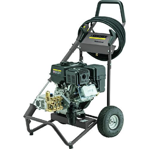 ■ケルヒャー 業務用エンジン式冷水高圧洗浄機 HD6/15G〔品番:HD〕[TR-7785828]【個人宅配送不可】