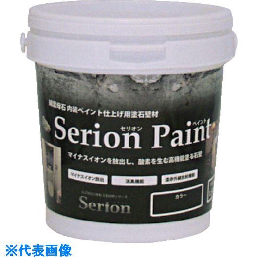 ■ABC セリオンペイント 1.5kg ブラック《12缶入》〔品番:SP1.5-BL〕[TR-7844077]